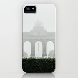 Brussels iPhone Case
