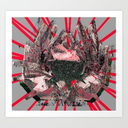 Memento Park #5 Art Print
