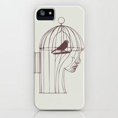 Be Alone Slim Case iPhone (5, 5s)