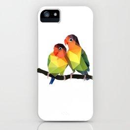 Love Bird. iPhone Case
