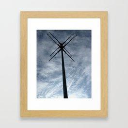 We Hear Framed Art Print