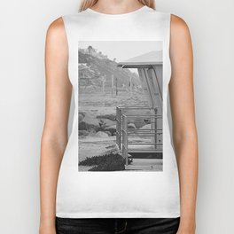 2 By The Sea Biker Tank