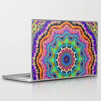 carnival Laptop & iPad Skins featuring Carnival by Groovity