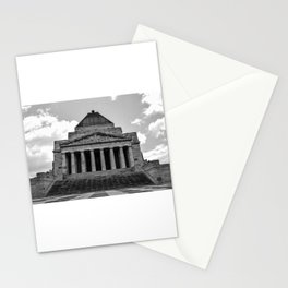 Shrine of Remembrance Stationery Cards