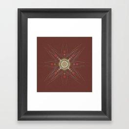 planetarium Framed Art Print