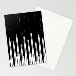 Might Makes Right Stationery Cards