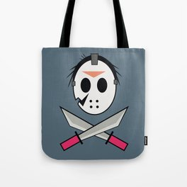 Jason Head Tote Bag