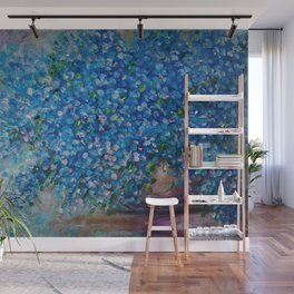 Forget-Me-Not Wall Mural