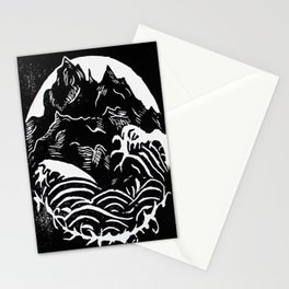 Black Mountains Stationery Cards