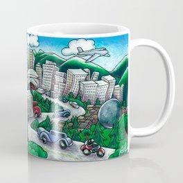 The City of Vancouver Coffee Mug