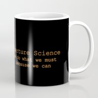 aperture Mugs featuring Aperture Science by IS0metric