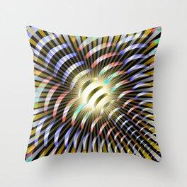 Climax, 2370g Throw Pillow