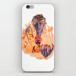 George Walker iPhone Skin