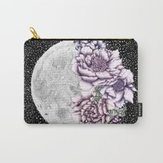 Moon Abloom II Carry-All Pouch