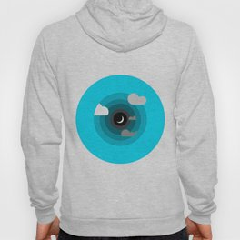 Into the clouds Hoody