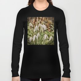 Snowdrops Long Sleeve T-shirt