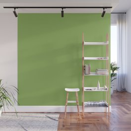 Color Green Wall Mural