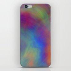 Spectrum of delight iPhone & iPod Skin