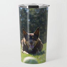 Onea, Australian Cattle Dog Travel Mug