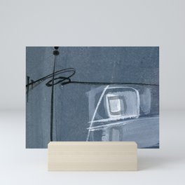 Abstraction 16 No. 6 by Kathy Morton Stanion Mini Art Print