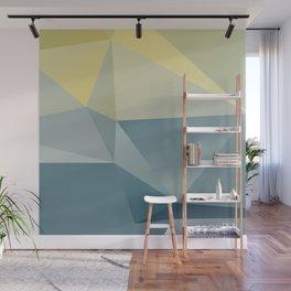 Adriatic / poster, art print, scandinavian, pictures, postcards, cards, deco, paper, art prints Wall Mural