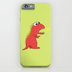 Cute Cartoon Dinosaur With Fire Breath Slim Case iPhone 6s