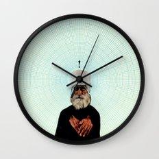 The Thinker Wall Clock