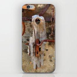 Door Handle iPhone Skin