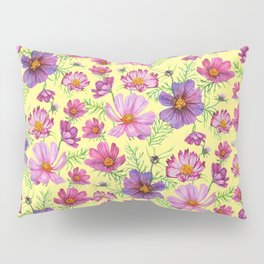 Watercolor Cosmo - YBG Pillow Sham