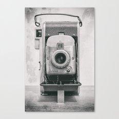 Polaroid 13 Canvas Print