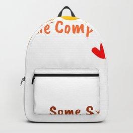 Equality + Fun Backpack