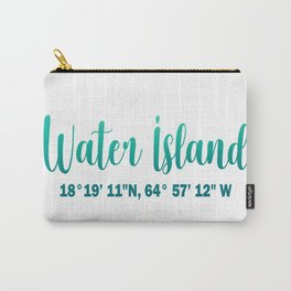 water island Carry-All Pouch