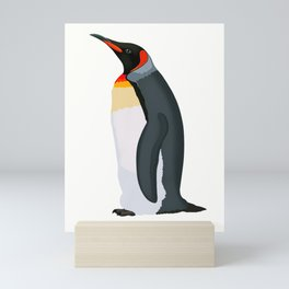 King Penguin Mini Art Print