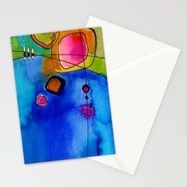 Magical Thinking No. 2A by Kathy Morton Stanion Stationery Cards
