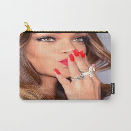 BADGALRIRI! Carry-All Pouch