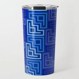 Op Art 111 Travel Mug