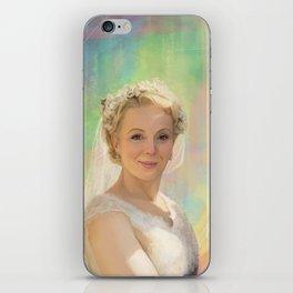 Mary Morstan iPhone Skin