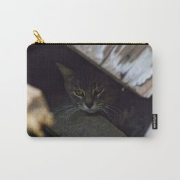 Hiding Cat Carry-All Pouch