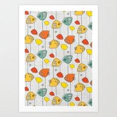 Atomic Revival Art Print