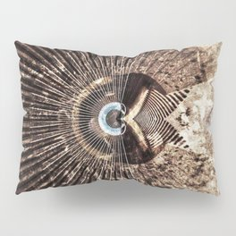 Geometric Art - WITHERED Pillow Sham