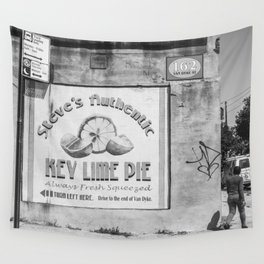 Red Hook Corners Wall Tapestry
