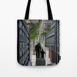Inception Family by GEN Z Tote Bag
