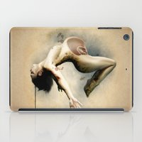 mom iPad Cases featuring Mom by Subcon