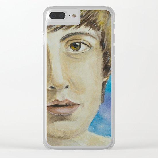 Paul Clear iPhone Case