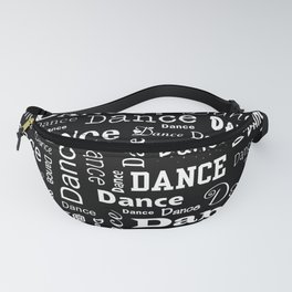 Just Dance! Fanny Pack