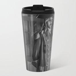 Commodore Kara Zor-El Travel Mug