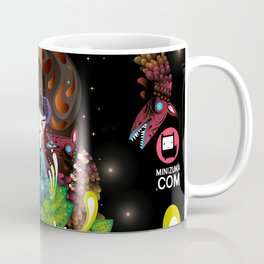 LADY DRAGON Coffee Mug