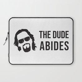 The Dude Abides (The Big Lebowski) Laptop Sleeve