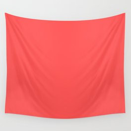 Red Wall Tapestry