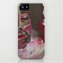Libyan Man iPhone Case